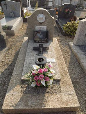 la sépulture de Julien