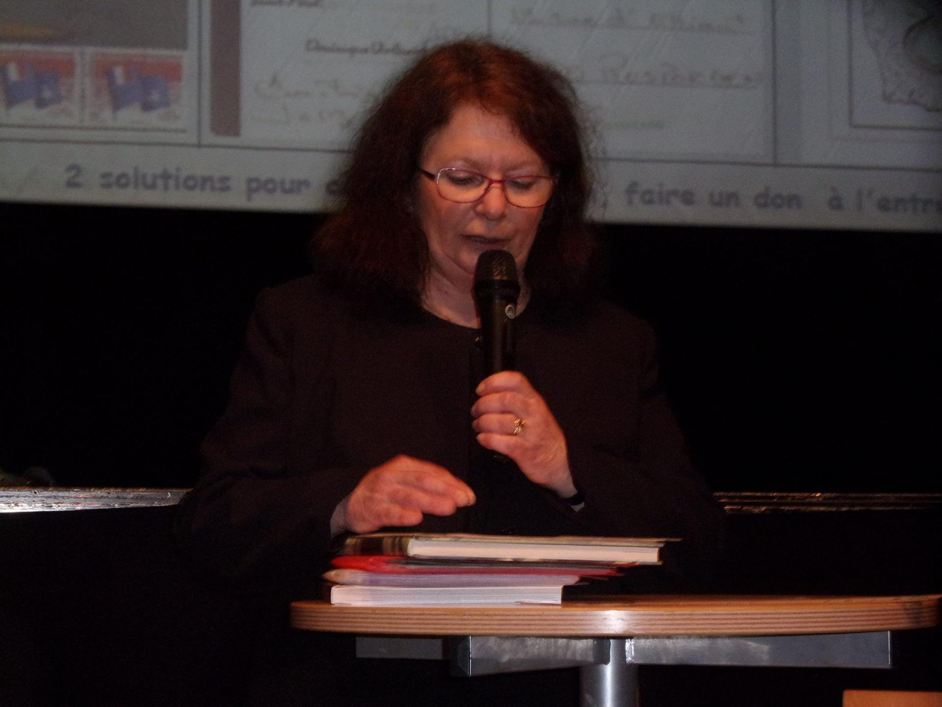 Discours de Dominique Virlouvet