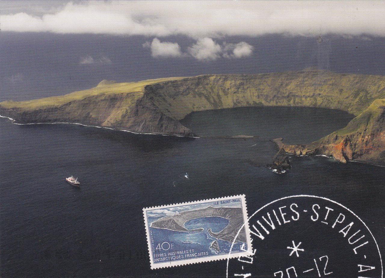 Association des oubliés de l'île Saint-Paul